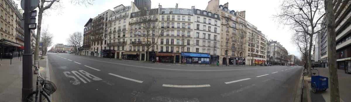 Le 25 août 1944 à Montparnasse
