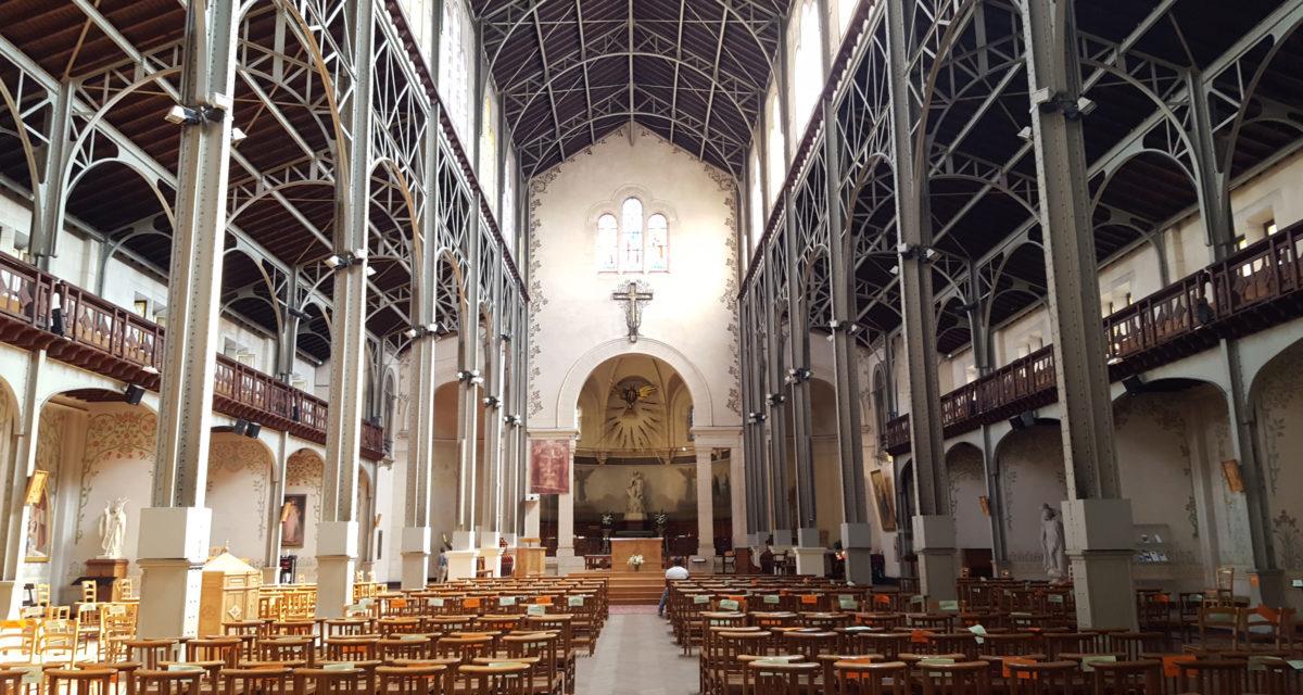 Notre-Dame-du-Travail, rue Vercingetorix, 14ème arr.