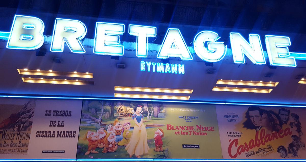 Le cinéma Bretagne