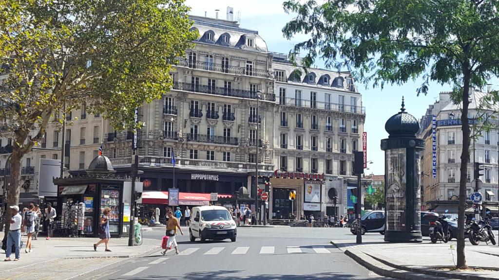 Place du 18 juin 1940 à Paris
