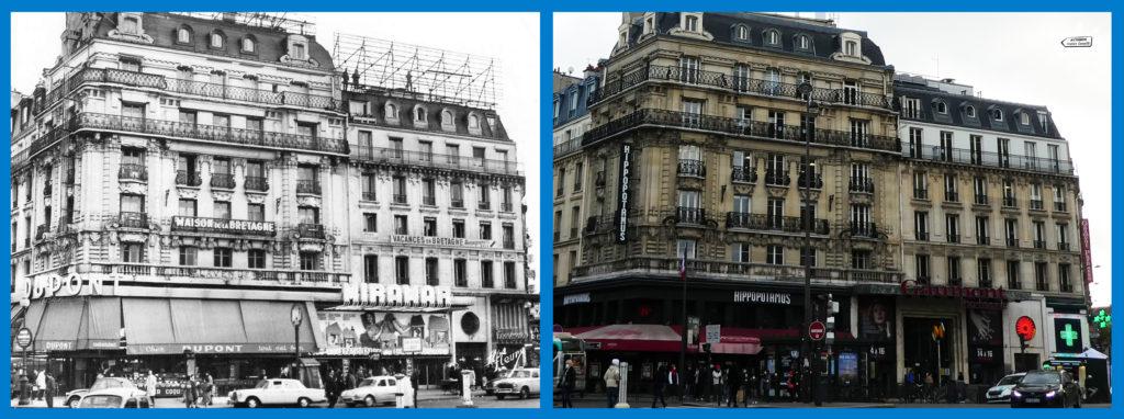1-3 rue du Départ, 14ème arr.