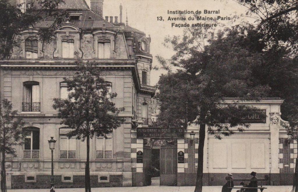 13 avenue du Maine, 15e arrondissement de Paris