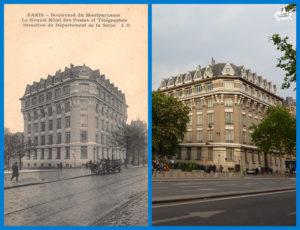 Hôtel des postes et télégraphes