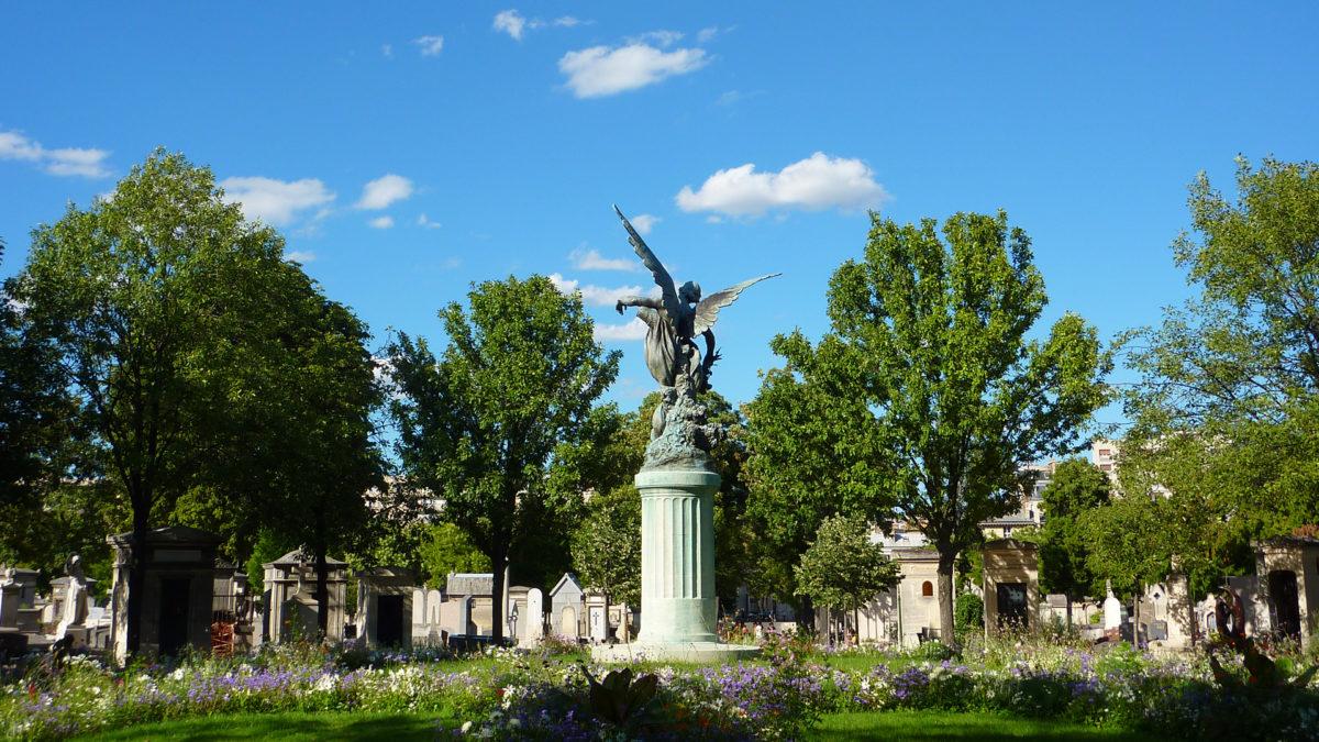 Les sculptures funéraires du cimetière Montparnasse